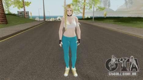 Helena (Sport Leggings) From DOA5LR para GTA San Andreas