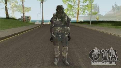 Skin Random 122 (Outfit The Division) para GTA San Andreas