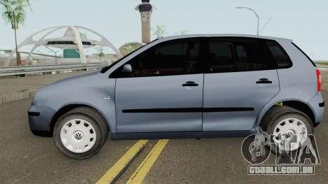 Volkswagen Lupo MK4 With Polish License Plates para GTA San Andreas