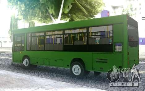 O POUCO 206 para GTA San Andreas