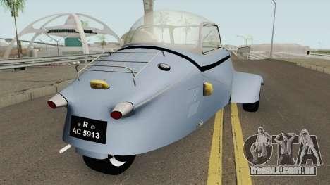Messerschmitt KR200 para GTA San Andreas