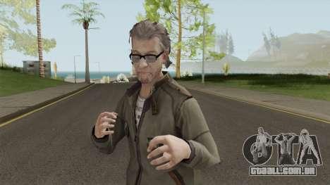 Nathan Gould from Crysis 2 para GTA San Andreas