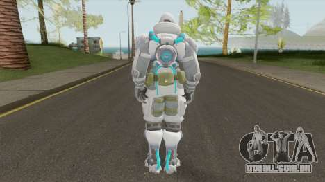 Alpine 76 (Soldier 76) From Overwatch para GTA San Andreas