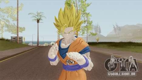 Goku SSJ para GTA San Andreas