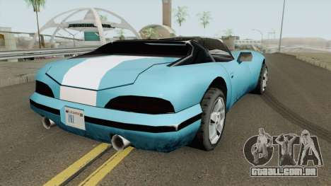 Banshee (PS2 Version) para GTA San Andreas