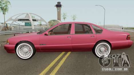 Buick LeSabre Deluxe Sedan (Elegant Style) 1992 para GTA San Andreas