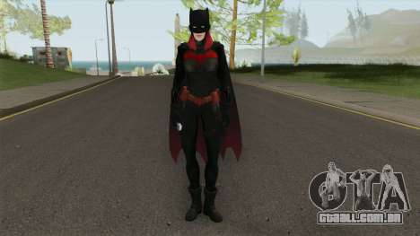 CW Batwoman From The Elseworlds Crossover para GTA San Andreas