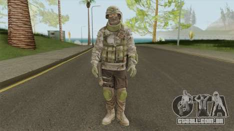 Explosive Medium (Spec Ops: The Line) para GTA San Andreas