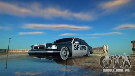 Police SF Low para GTA San Andreas