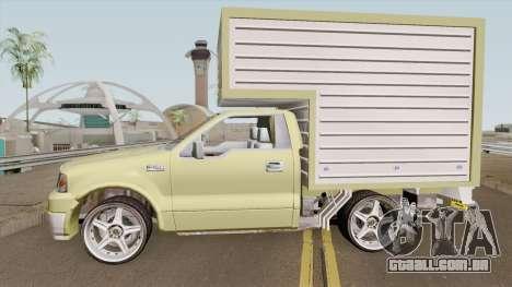 Ford F150 Van para GTA San Andreas