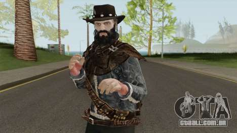Red Dead Redemption 2 Skin para GTA San Andreas