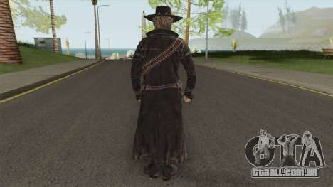 Ray McCall From Call of Juarez para GTA San Andreas