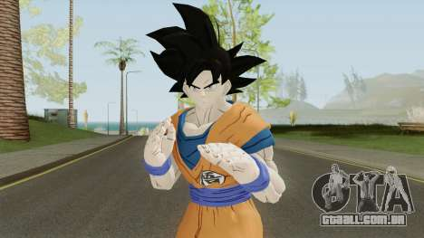 Goku Ultra Instinto para GTA San Andreas
