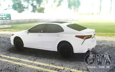 Toyota Camry 70 para GTA San Andreas