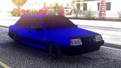 VAZ 2199 Roleta para GTA San Andreas