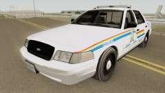 Ford Crown Victoria 2011 SASP RCPM para GTA San Andreas