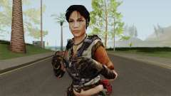 Rianna From Homefront para GTA San Andreas
