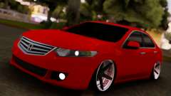 Honda Accord Red para GTA San Andreas