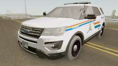 Ford Explorer 2017 SASP RCMP