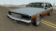 Chevrolet Caprice Classic Estate (1987-1989)