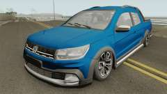 Volkswagen Saveiro Cross Pickup Low