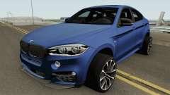 BMW X6 M Performance Parts para GTA San Andreas