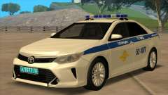 Toyota Camry 2015 Facelift do Moi para GTA San Andreas