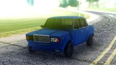 VAZ 2107 Street Drifting para GTA San Andreas