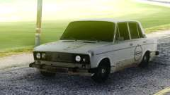 VAZ 2106 Enferrujado para GTA San Andreas