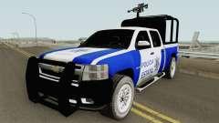 Chevrolet Silverado Policia Estatal Tamaulipas