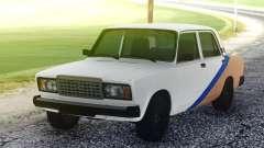 VAZ 2107 Limousine Esporte para GTA San Andreas