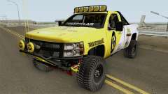 Chevrolet Silverado Off Road para GTA San Andreas