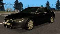 Audi A6 2015 FSB