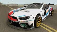 BMW M8 GTE 2018 HQ para GTA San Andreas