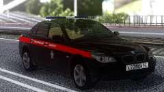 BMW M5 E60 o Comitê de Investigação da rússia