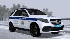 Mercedes-Benz AMG GLE 63S UGIBDD GU MVD para GTA San Andreas