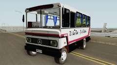 Mercedes-Benz LO608D para GTA San Andreas