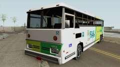 Bus Onibus Santos TCGTABR para GTA San Andreas