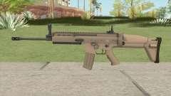 SCAR-L HQ para GTA San Andreas
