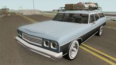 Chevrolet Chevelle SS Station Wagon 1970 para GTA San Andreas