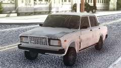 2107 Amassado para GTA San Andreas