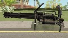 M-134 Minigun Black Ops Camo para GTA San Andreas