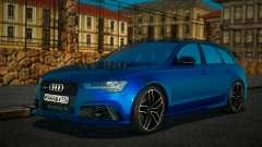 Audi RS6 C7 2017 para GTA San Andreas