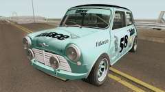 Mini Cooper S Gymkhana From Dirt: Showdown para GTA San Andreas