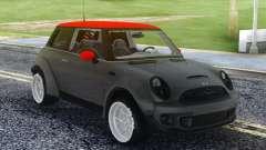 Mini Cooper S Red Roof para GTA San Andreas
