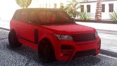 Range Rover Vogue L405 Startech