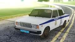 2107 PDL Polícia local representante