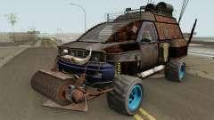 Declasse Brutus Apocalypse GTA V IVF para GTA San Andreas