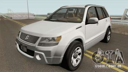 Suzuki Grand Vitara 2008 (US-Spec) para GTA San Andreas