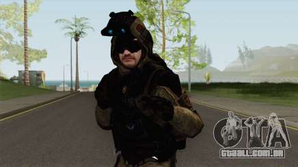 Sniper From Squad Night Tiger (Warface) para GTA San Andreas